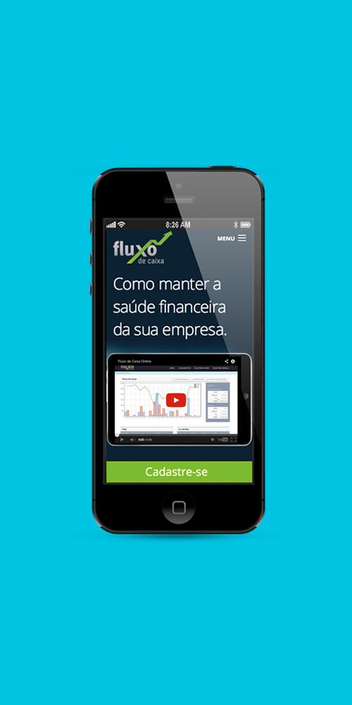 Elo Web Design Fluxo de Caixa