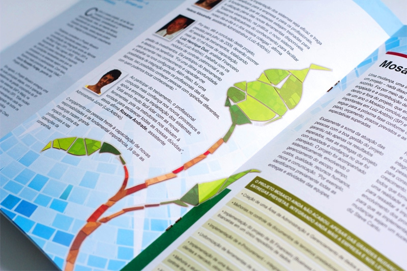 Elo Criativo - International Paper - Design Gráfico Editorial - Comunicação Corporativa