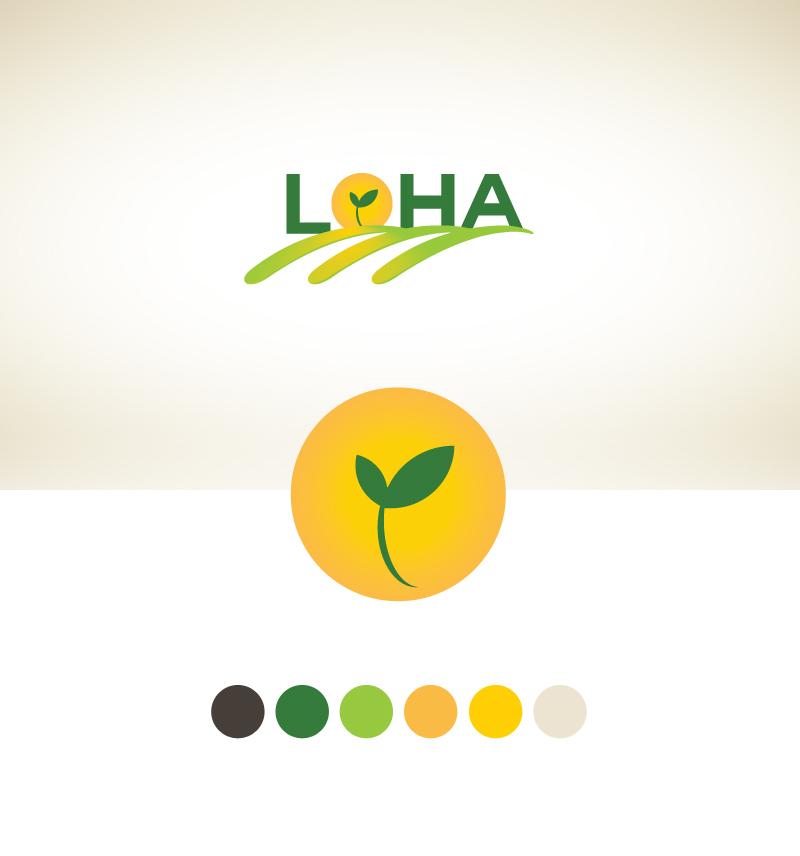 Elo Criativo - Loha Dips - Branding