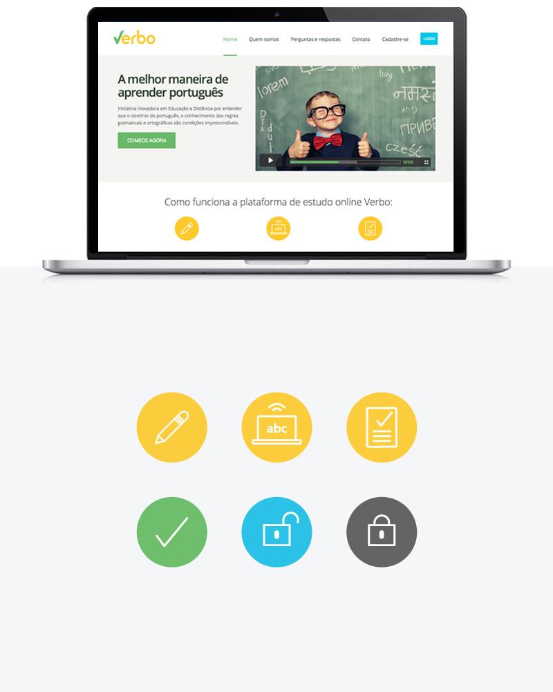 Elo Criativo - Verbo - Web Design Responsivo