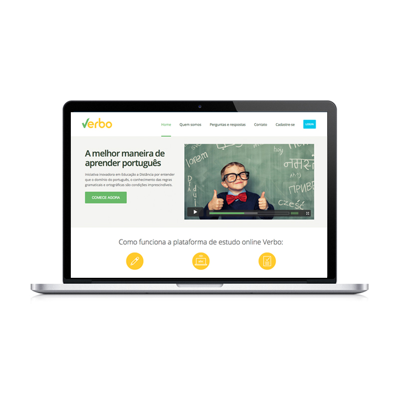 Elo Responsive Web Design Verbo